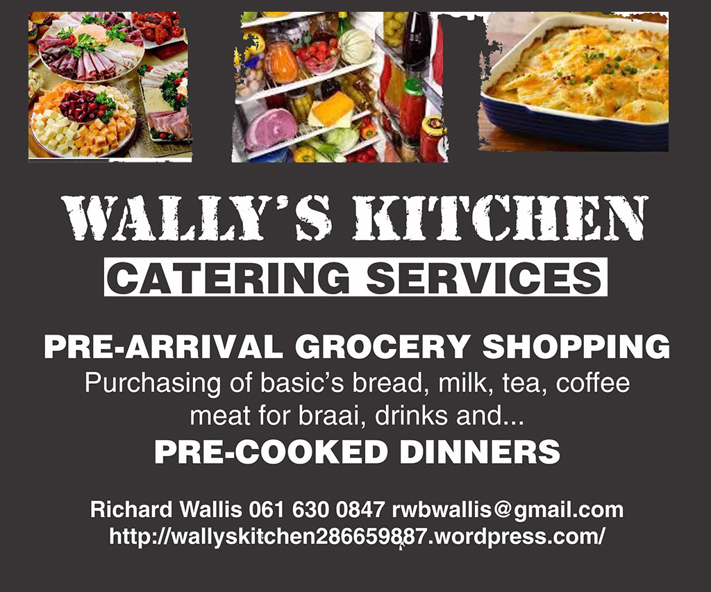 Pezula Realty and Letting Wallys Kitchen Catering